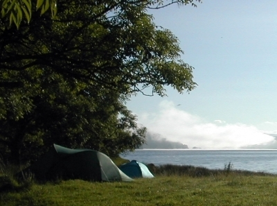 Loch Awe Camp