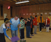 Initiative Games in the Recreation Hall